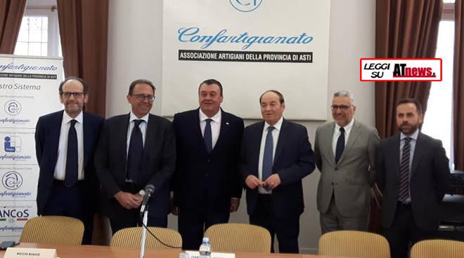 Banca di Sassari, CR Bra e Confartigianato Asti a sostegno degli artigiani