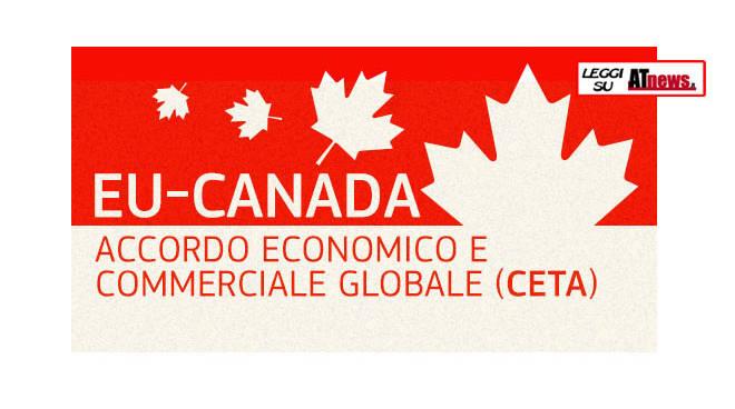 Coldiretti Piemonte: l'accordo CETA danneggia l'agricoltura made in Piemonte e la sicurezza alimentare