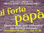 Festa del papà a Villanova d'Asti con il Consorzio CO.AL.A