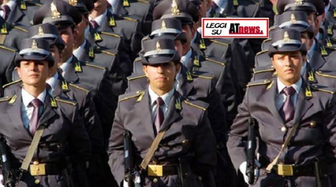 Guardia di Finanza: bando di concorso per l'arruolamento di 461 allievi marescialli