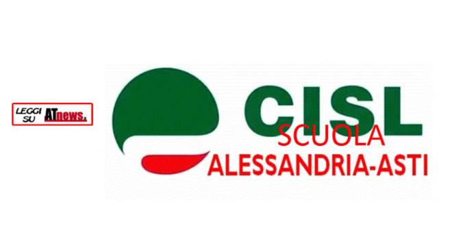 La CISL Scuola di AL-AT organizza: incontro informativo destinato al personale di ruolo e neo immesso in ruolo