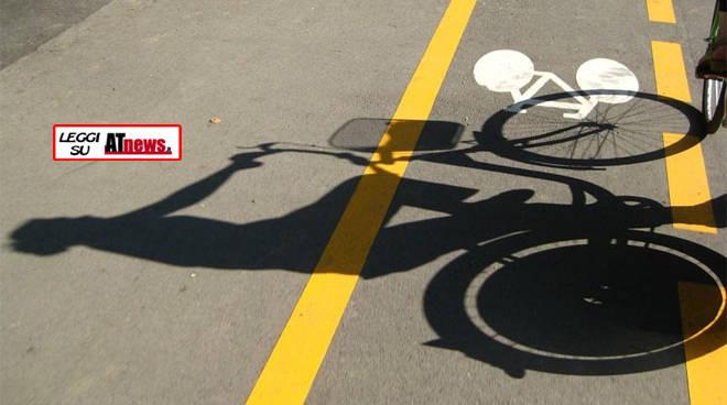 Regione: approvati 800.000 euro per la messa in sicurezza di piste ciclabili