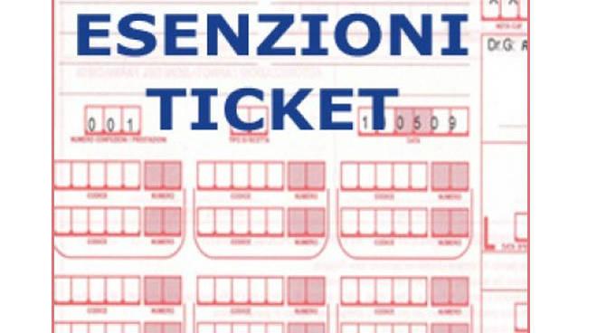 Regione: esenzione dal ticket per reddito, proroga sino al 31 marzo 2018