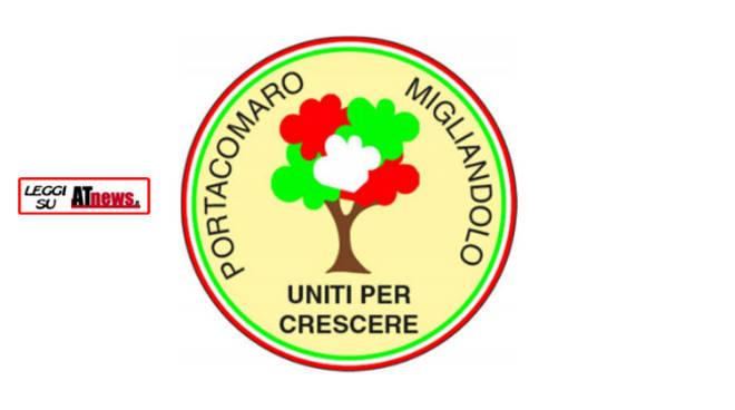 25 aprile: lettera aperta Gruppo Consiliare Uniti per crescere di Portacomaro