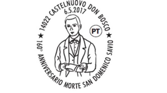 A Mondonio si festeggia San Domenico Savio con uno speciale annullo filatelico