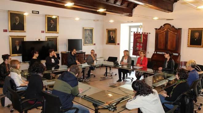 Alba, incontro dei giovani albesi con l'assessora regionale alle Politiche giovanili Monica Cerutti