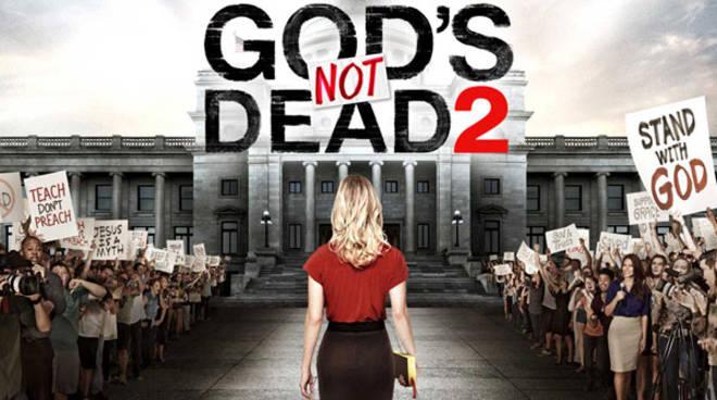 "Asti, al Cinema Lumière ""God's not Dead 2"""