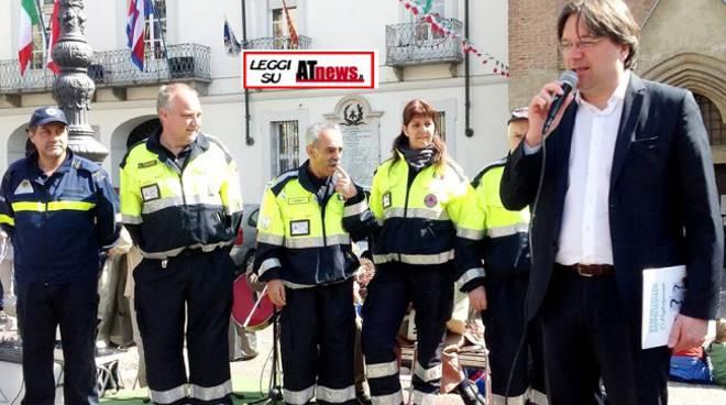 Asti, all'Enofila le nuove sedi di Protezione civile e ...