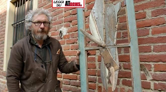 """Asti, """"Cetacea"""": la mostra di Sergio Brumana da venerdì al Museo Paleontologico"""