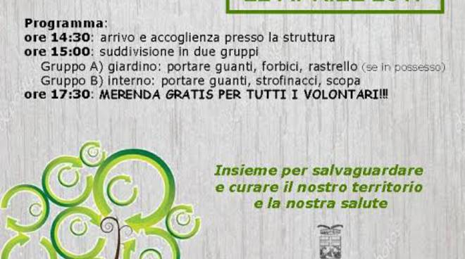 Asti, domani giornata di volontariato a Villa Badoglio