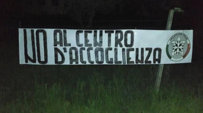 Asti, frazione Sessant: CasaPound interviene sulla questione del centro d'accoglienza