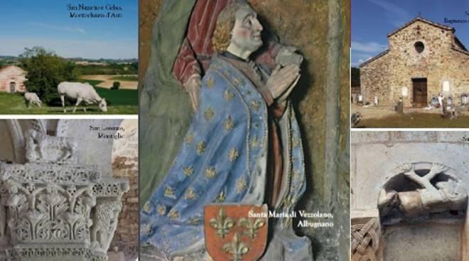 Domenica 23 aprile il Tour delle Chiese Romaniche dell'astigiano