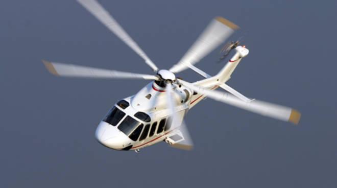 Elicottero sorvolerà l'albese per monitorare le linee elettriche