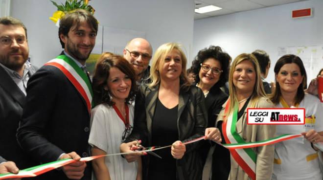 Inaugurato l'Hospice di Nizza Monferrato