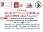 Moncalvo: le iniziative primavera ed estate 2017 dell'Associazione Guglielmo Caccia