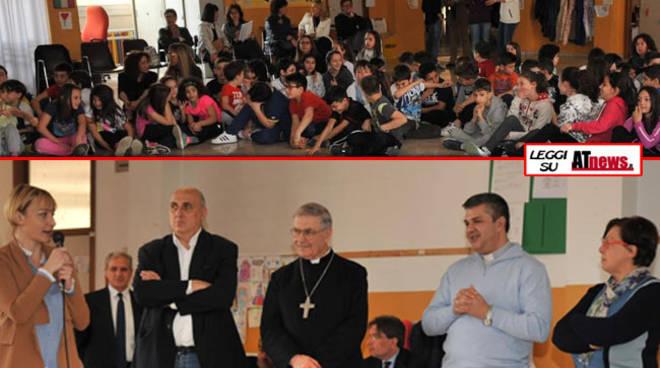 Scuola Rio Crosio, con EticaMensa è gioco di squadra
