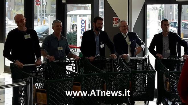 Tre ex equo a ''La spesa della parità'' al Mercatò di Asti (Foto)