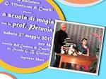 A Canelli si va a scuola di magia