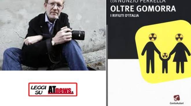 """A Cisterna d'Asti Paolo Coltro presenta """"Oltre Gomorra, i rifiuti d'Italia"""""""
