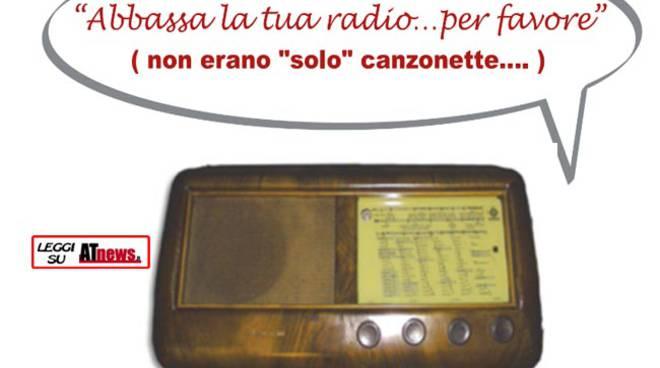 A Viarigi, spettacolo musicale sulla storia della radio in tempo di guerra