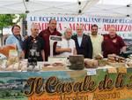 Alba, accolta in città la Cooperativa agricola di allevatori e produttori terremotati dei Monti Sibillini