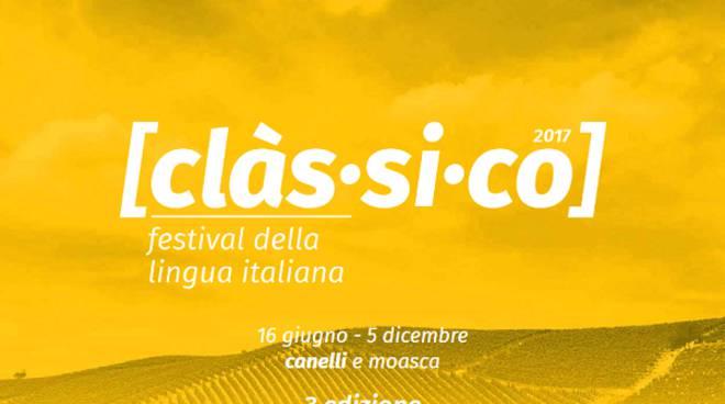 Arriva Classico 2017, il festival dedicato alla lingua italiana