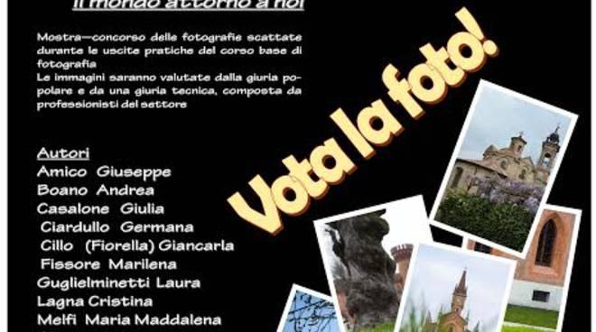 """Asti, aperte le votazioni per gli scatti di """"Natura e architettura – il mondo attorno a noi"""""""
