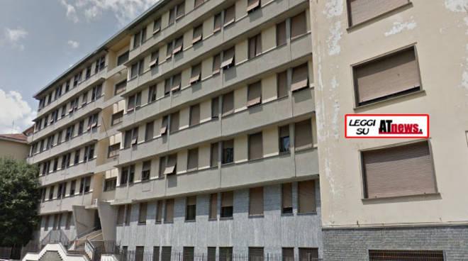 Asti, di nuovo in vendita l'ex ospedale e l'ex maternità