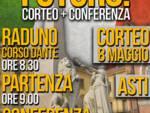 Asti, l'8 maggio gli studenti scendono in piazza