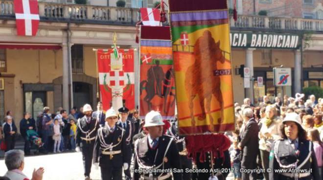 Asti, rinnovate le tradizioni per San Secondo, le foto della festa