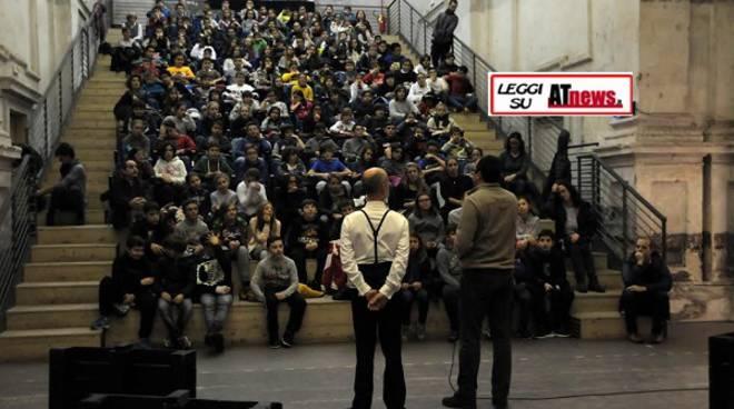 """Asti, """"Teatro Scuola"""": 3500 gli studenti partecipanti"""