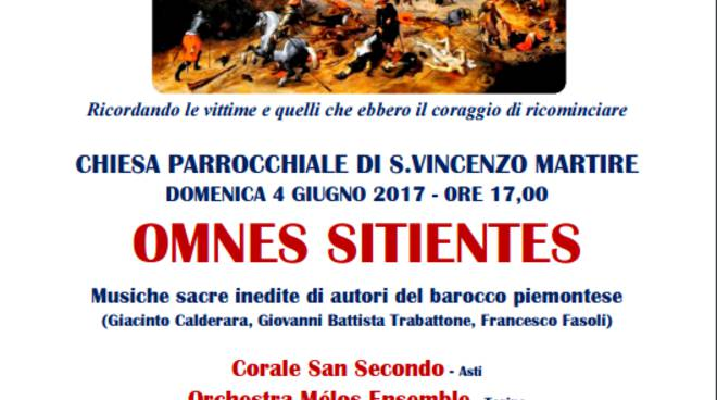Casorzo arso e rinato: concerto in memoria dell'eccidio del 1642