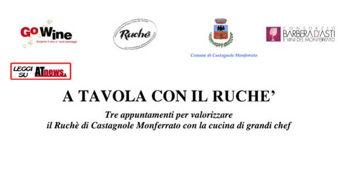 Castagnole Monferrato: al via la decima edizione della Festa del Ruchè