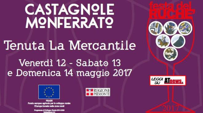 Castagnole Monferrato ... torna la Festa del Ruchè!!