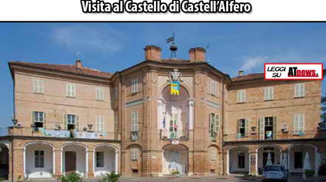 Castell'Alfero, domani visita guidata per il castello e il Museo Etnografico