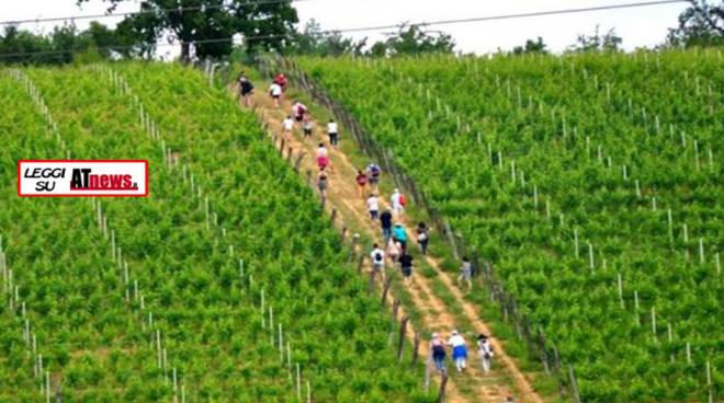Castelnuovo Belbo domani la 12ª Camminata Enogastronomica