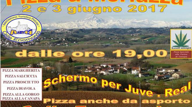 """Celle Enomondo, il 2 e il 3 giugno ritorna l'appuntamento con la """"Pizza a Merlazza"""""""