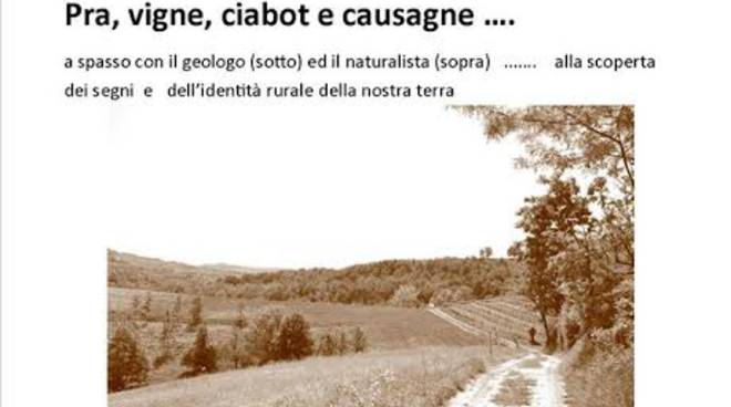 """Con """"Vigne & Dintorni"""" si passeggia a Costigliole d'Asti imparando il paesaggio"""