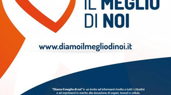 """""""Diamo il meglio di noi"""": domani è la Giornata Nazionale Donazione e Trapianto di Organi e Tessuti"""