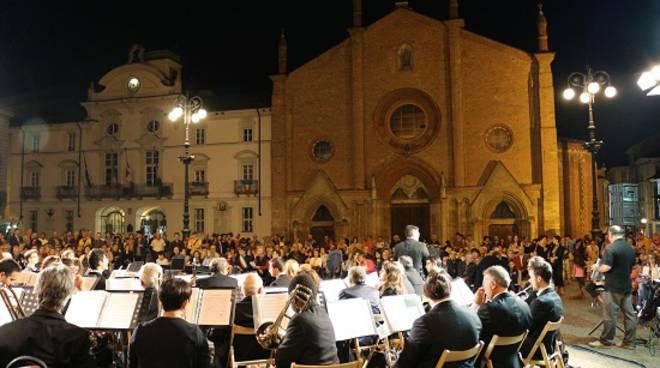 """Domani il Concerto della banda musicale """"Giuseppe Cotti"""" Città di Asti"""