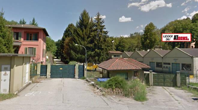 Entra in funzione il centro profughi di Castello d'Annone: preoccupazione tra i residenti