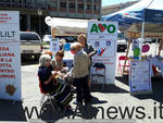 Grande festa in Piazza Alfieri per il mondo del volontariato astigiano (Foto)