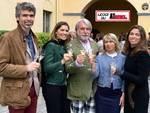 Grande interesse per un frizzante Paolo Crepet nelle Cattedrali Sotterranee di Canelli