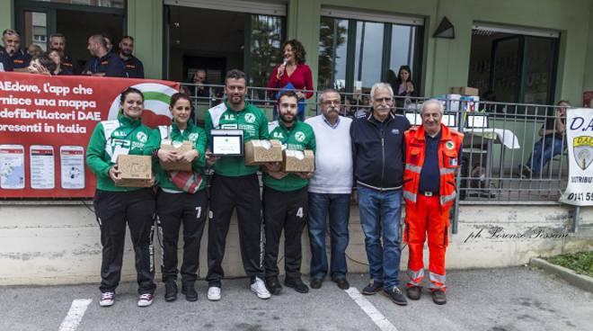 Grande successo per la prima edizione di Asti Rescue Game organizzata dalla Croce Verde Asti (foto)
