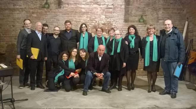 """La corale Zoltan Kodaly di Nizza Monferrato domani a Bra alla rassegna """"Preghiera e Musica in tempo di primavera"""""""