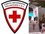 Le Infermiere Volontarie della CRI di Alba al Salone del Libro di Torino