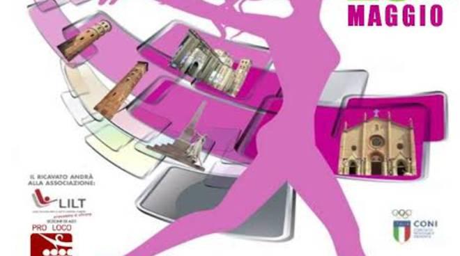 Mongardino in rosa: passeggiata solidale per la Lilt