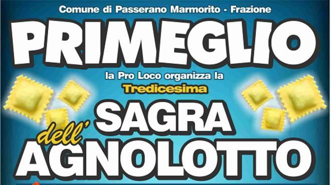 """Nel week end a Primeglio di Passerano Marmorito la """"Sagra dell'Agnolotto"""""""