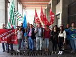 """Protesta dei sindacati ad Asti per la situazione della Provincia: """"Riforma a metà"""""""