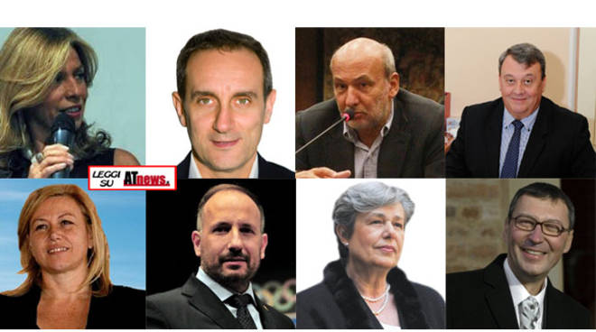 Settimana ricca di impegni per i candidati sindaco di Asti